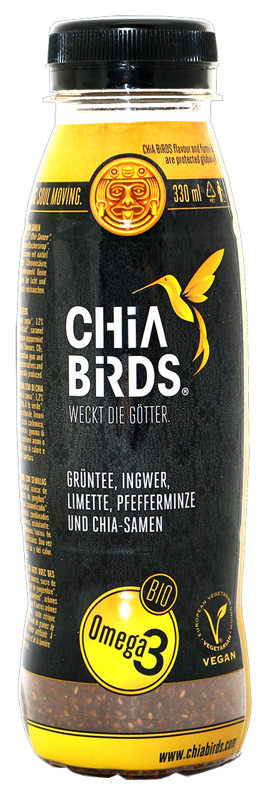 CHIA BIRDS bio 330 ml