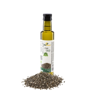 Chia olej-salvia hispanica 2 x 250 ml