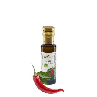 Chilli olej BIO 100 ml