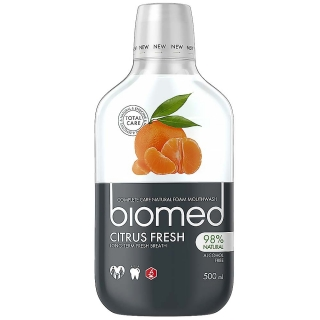 Biomed-Citrus Fresh ústna voda 500 ml
